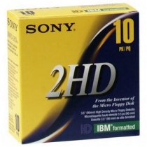 Sony floppy disk